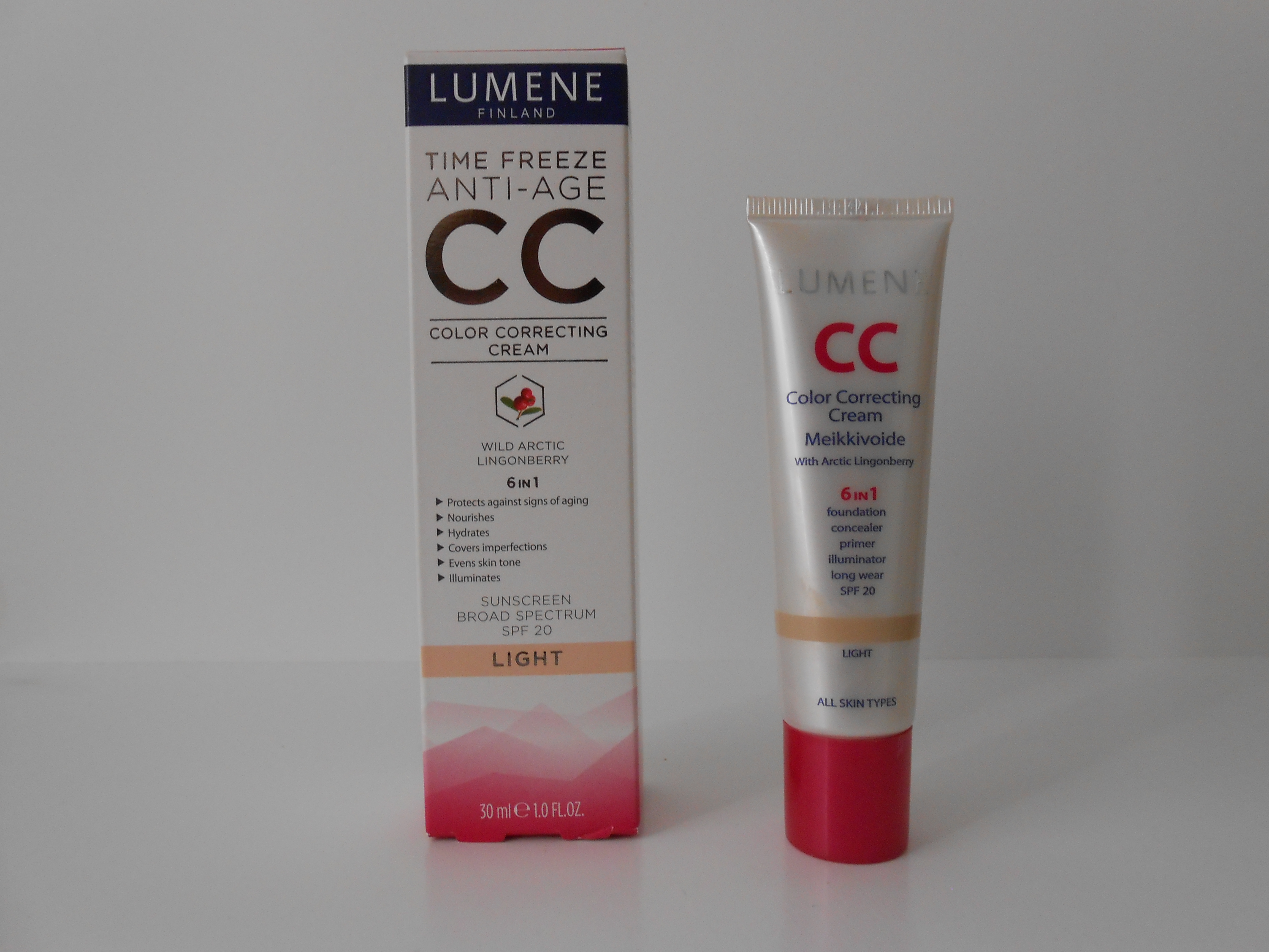 Lumene CC Cream–officially obsessed! – Tricia Clarke Makeup