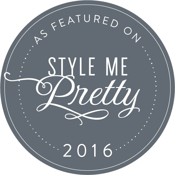 Tricia Clarke Makeup as featured on Style Me Pretty